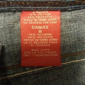 Faded Glory Shorts - Faded Glory jean shorts